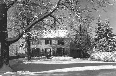 Langstaff house after renovations