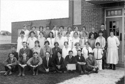Richmond Hill High School class