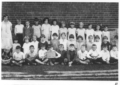 Richmond Hill Public School class, Room 5