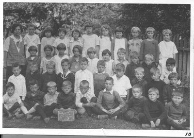 Richmond Hill Public School class, Room 7