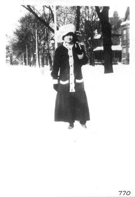 Snowshoe garb