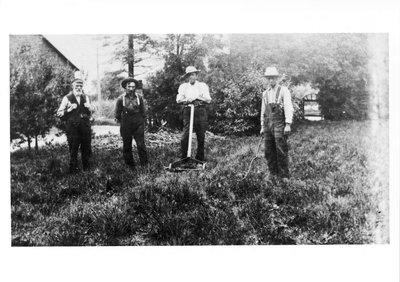 Routledge farm in Oak Ridges