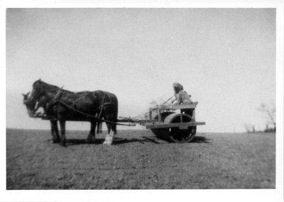 Photograph of Routledge farm