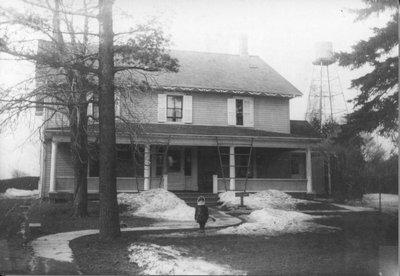 Langstaff house
