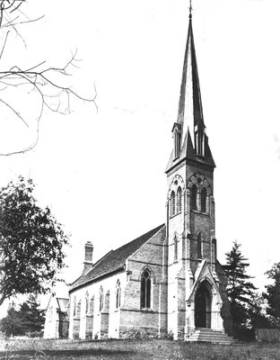 St. Mary's Anglican Church (1872)