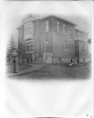 Photograph of Richmond Hill High School