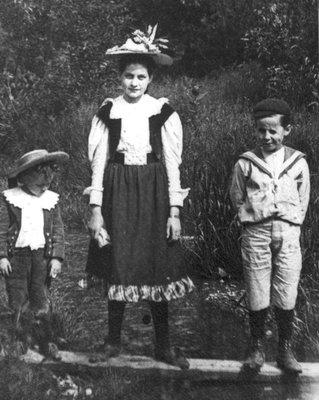 The Carroll children