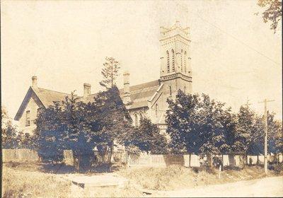 Richmond Hill Presbyterian Church and Manse