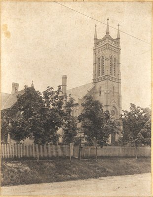 View of Richmond Hill Presbyterian Church