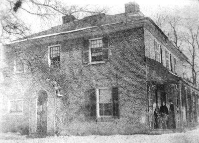 Langstaff family residence