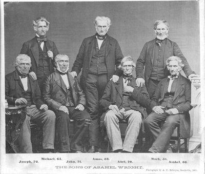 Sons of Asahel Wright