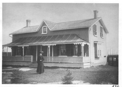 Colonel Moodie house