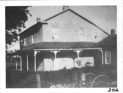 Fulton/Vanderburgh House