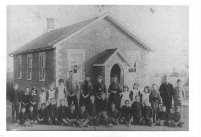 Pupils of Jefferson Public School
