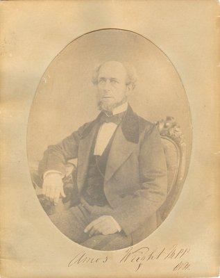 Amos Wright, MPP