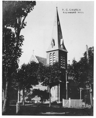 St. Mary Immaculate Roman Catholic Church