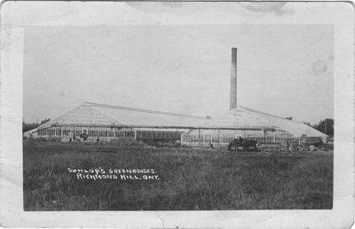 John Dunlop's Greenhouses
