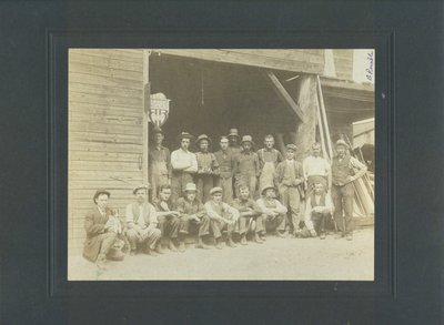 Employees of the Innes Mill