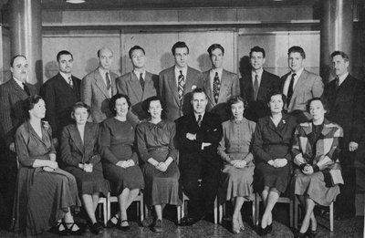 Staff of Richmond Hill High School