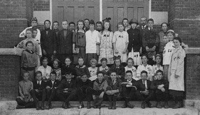 Pupils of Richmond Hill School
