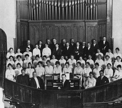 Choir of Presbyterian Church