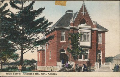 High School in Richmond Hill