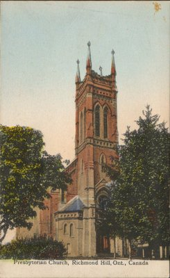 Presbyterian Church in Richmond Hill