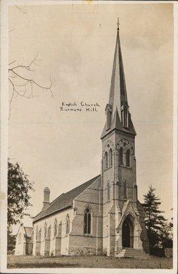 English Church in Richmond Hill