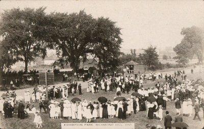 Exhibition Park in Richmond Hill