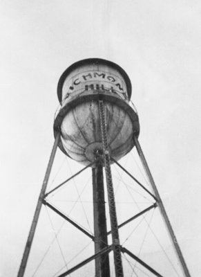Water Tower on Trench Street