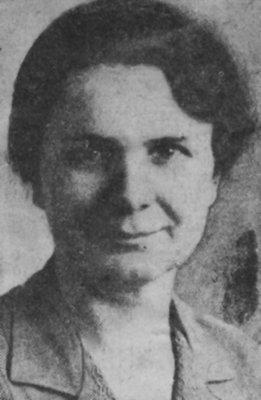 Dr. Helen Hogg
