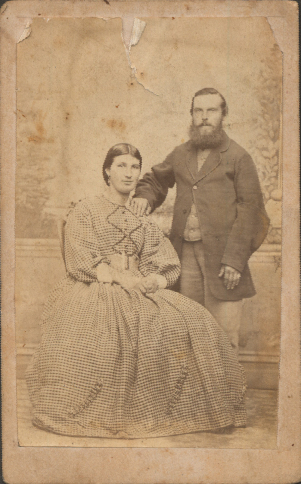 James McLean and Elizabeth Whittaker