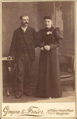 Mr. and Mrs. William Curtis