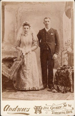 Roger Dixon and Mary Wilkie