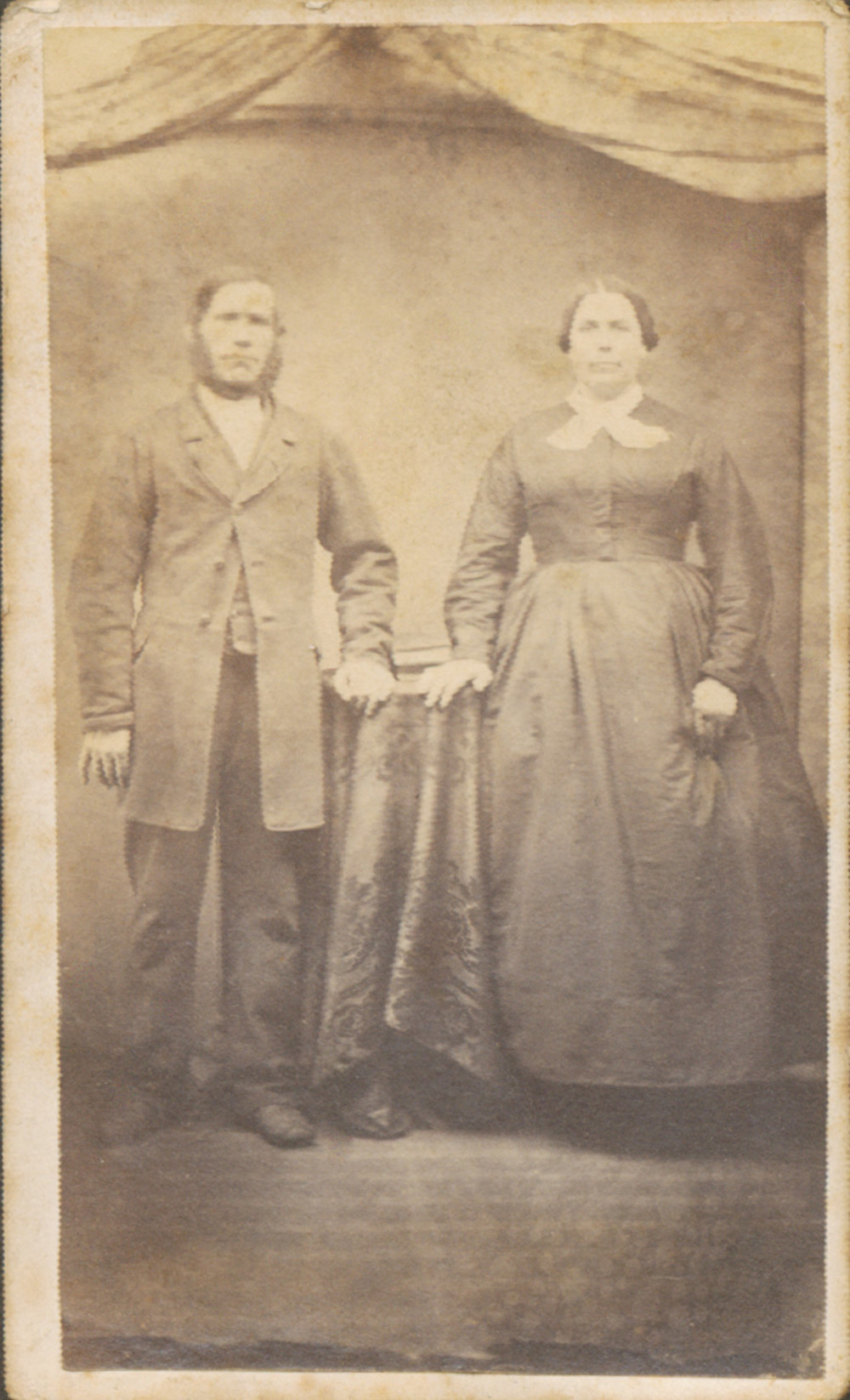 Mr. & Mrs. Campbell of Glencoe