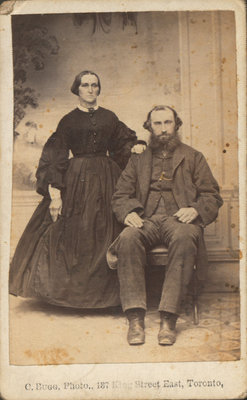 Photograph of Bill Smith and his spouse
