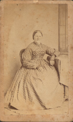 Photograph of Mrs. Storey