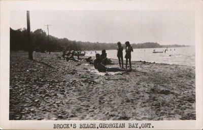 Brock's Beach