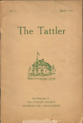 The Tattler magazine