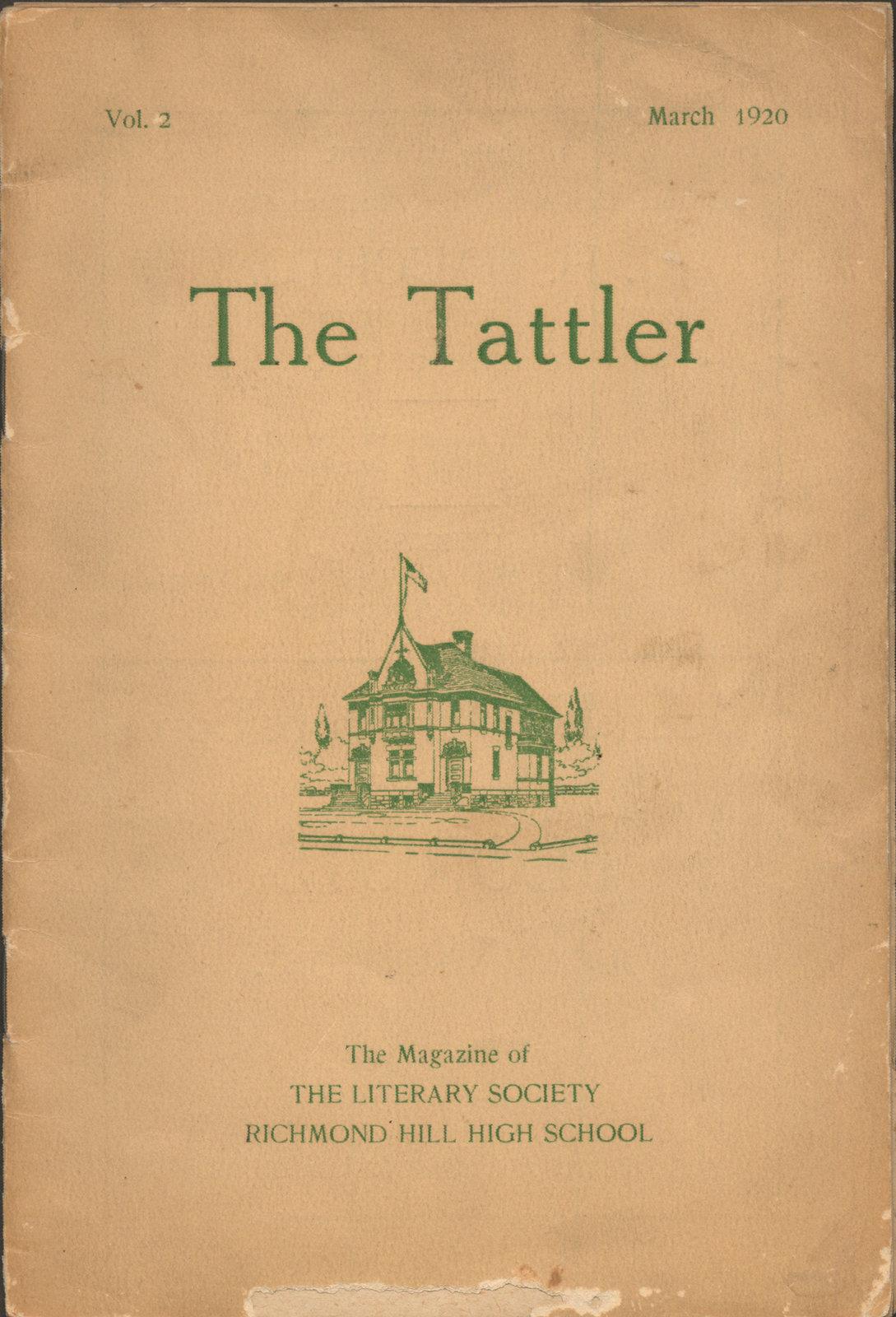 The Tattler magazine