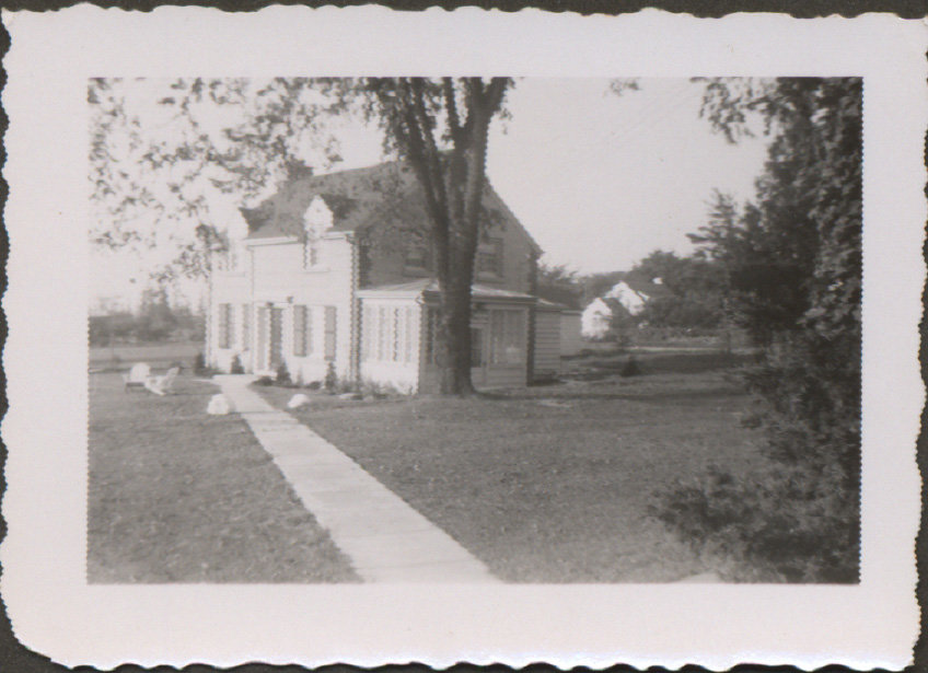 Anglican manse (Wrixon home)