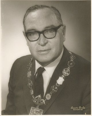 Mayor Thomas Broadhurst