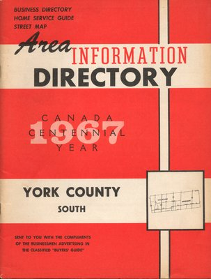 Area Information Directory