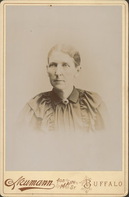 Photograph of Rebecca Walker
