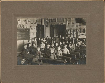 Richmond Hill Public School class, Room 6