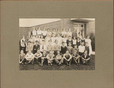 Richmond Hill Public School class, Room 2