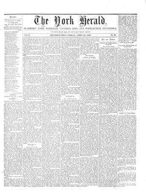 York Herald, 15 Apr 1859
