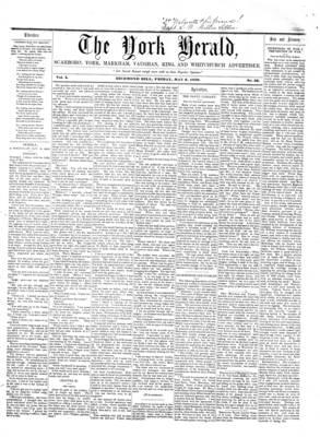 York Herald, 6 May 1859