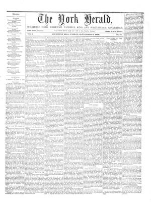 York Herald, 9 Sep 1859