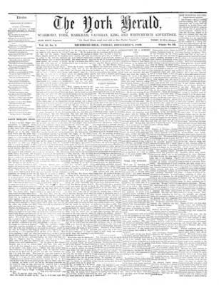 York Herald, 2 Dec 1859